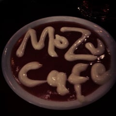 Photo taken at Mozu Cafè by Eric T. on 9/3/2012