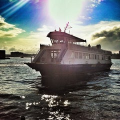 Photo taken at NY Waterway Ferry Terminal Midtown by Justin A. on 8/10/2012