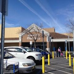 Photo taken at Walmart Supercenter by Anthony L. on 2/12/2012