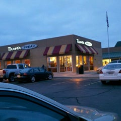 Photo taken at Panera Bread by Eric E. on 3/1/2012