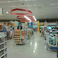 Photo taken at Megamaxi by Eduardo B. on 2/21/2012
