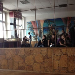 Photo taken at Школа №1205 by Rodion B. on 3/20/2012