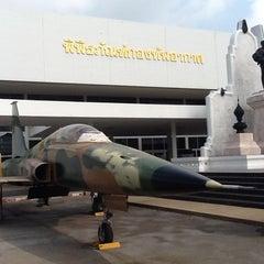 Photo taken at พิพิธภัณฑ์กองทัพอากาศ (Royal Thai Air Force Museum) by Tanya Phonanan ธ. on 4/12/2012