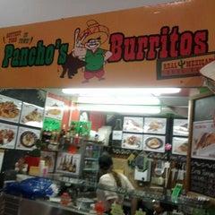 Photo taken at Pancho's Burritos by P e. on 4/28/2012