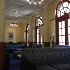 Photo taken at Branner Hall by Ericka on 7/8/2012