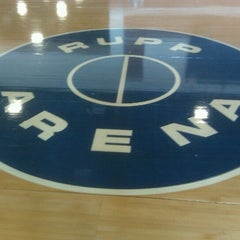 Photo taken at Rupp Arena by Jason K. on 3/22/2012
