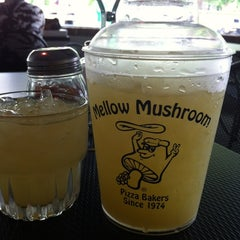 Photo taken at Mellow Mushroom by Andrew F. on 5/28/2012