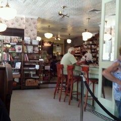 Photo taken at Old World Cafe & Ice Cream by Brian D. on 7/5/2012