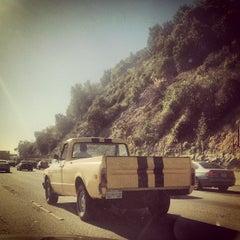 Photo taken at I-405 (San Diego Freeway) by Ricardo D. on 2/11/2012
