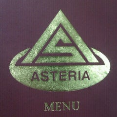 Photo taken at Asteria Steak House by Tien N. on 8/24/2012