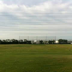 Photo taken at Markham Golf Dome by Gary T. on 6/30/2012