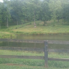 Photo taken at Blue Springs Farm by Clay R. on 6/4/2012