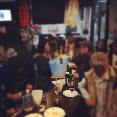 Photo taken at とおやま酒店 by arahat on 2/3/2012
