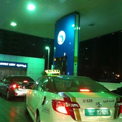 Photo taken at ADNOC by Asyad M. on 8/17/2012