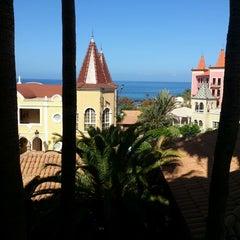 Photo taken at Gran Hotel Bahía del Duque Resort by Maxim P. on 6/10/2012
