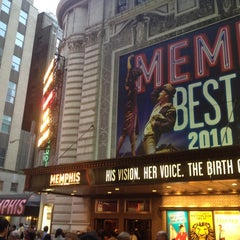 Photo taken at Memphis - the Musical by Michael M. on 7/28/2012