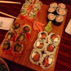 Photo taken at Asahi Sushi by Eli J. on 9/9/2012