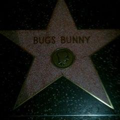 Photo taken at Hollywood Boulevard by Oscar K. on 2/11/2012