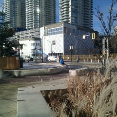 Photo taken at Hyack Square / BC Spirit Square by Dennis H. on 12/12/2011
