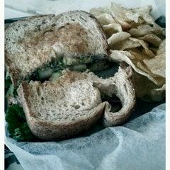 Photo taken at Highlands Cafe by Serena J. on 7/23/2012