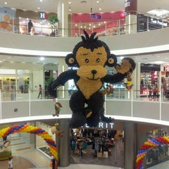 Photo taken at AEON Ipoh Station 18 Shopping Centre by Damon S. on 4/16/2012