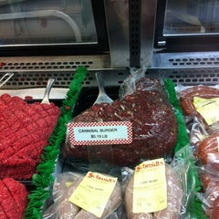 Photo taken at Schmidts Meat Market by mike h. on 1/20/2012