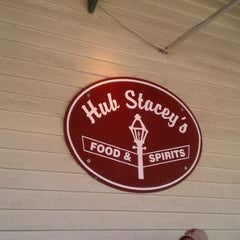 Photo taken at Hub Stacey's by Kimberly M. on 9/24/2011