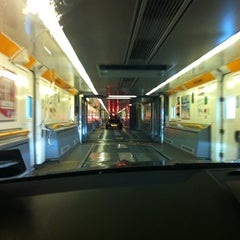 Photo taken at Eurotunnel Victor Hugo Terminal by Jérémy H. on 7/6/2012