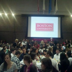 Photo taken at George Sherman Union by Laura F. on 5/3/2012