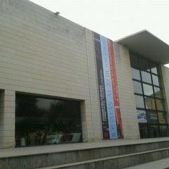 Photo taken at IVAM - Institut Valencià d'Art Modern by Luis T. on 4/28/2012