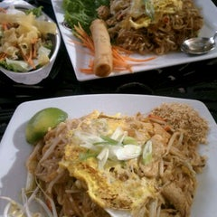 Photo taken at Thai Pavilion by Rita W. on 11/14/2011