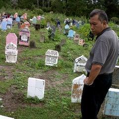 Photo taken at Pusaro Pasiah Pariaman by Aldian H. on 10/9/2011