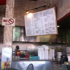 Photo taken at Burger Bueno by Sean M. on 11/16/2011