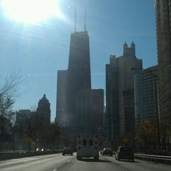 Photo taken at Lake Shore Drive by Melissa D. on 11/29/2011