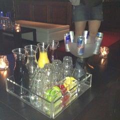 Photo taken at Bartini's Martini Lounge by Kate M. on 10/23/2011