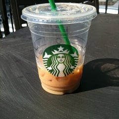 Photo taken at Starbucks by Hannah T. on 3/17/2011
