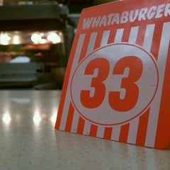 Photo taken at Whataburger by Brian R. on 7/9/2011