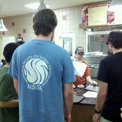 Photo taken at Shumway Dining Commons by Ian G. on 9/13/2011