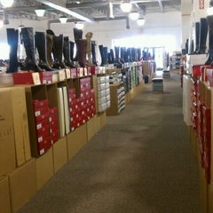 Photo taken at DSW by Sonia S. on 12/2/2011
