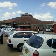Photo taken at CITAM Woodley by Ng'ethe N. on 12/11/2011