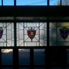 Photo taken at St. Matthew The Apostle  Church by Christine on 1/29/2012
