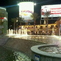 Photo taken at Westgate Entertainment District by Michelle on 1/16/2011