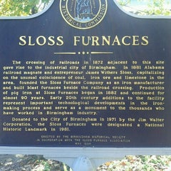 Photo taken at Sloss Furnaces National Historic Landmark by The1JMAC on 10/22/2011