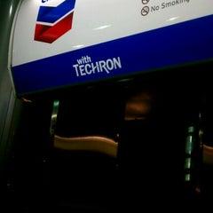 Photo taken at Chevron by Carlos L. on 12/4/2011