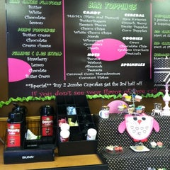 Photo taken at Cupcake Cutie Etc. by Keisha R. on 4/7/2012