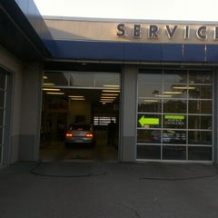 Photo taken at Jay Wolfe Acura by Bradley S. on 8/23/2012