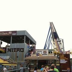 Photo taken at Nitro by Brett B. on 8/14/2012