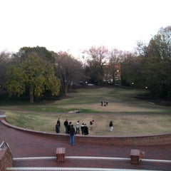 Photo taken at NCSU - Court of North Carolina by Will H. on 12/12/2011