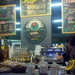 Photo taken at Millcreek Coffee Roasters by K D. on 4/16/2012