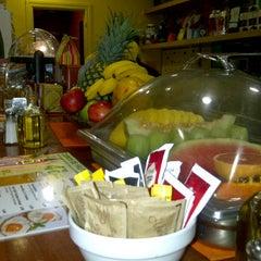 Photo taken at Restaurante Equilibrium by Ricardo C. on 6/20/2012